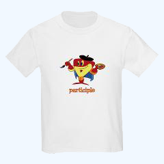 Kids Participle T-Shirt