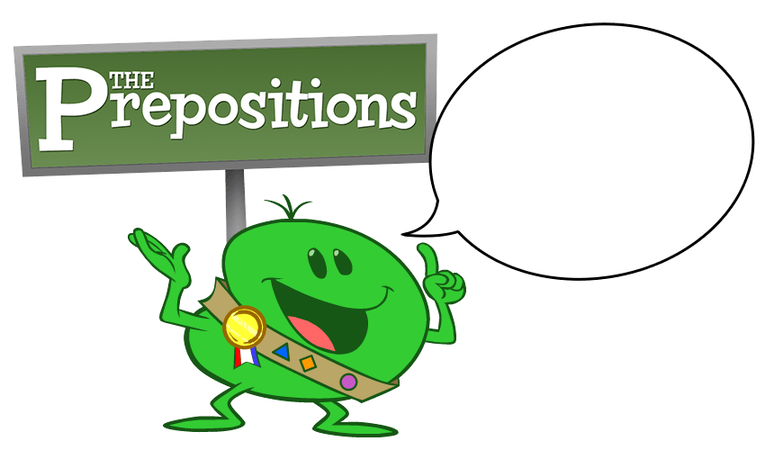 Worksheets Pic On Preposition preposition grammaropolis meet lil pete the preposition